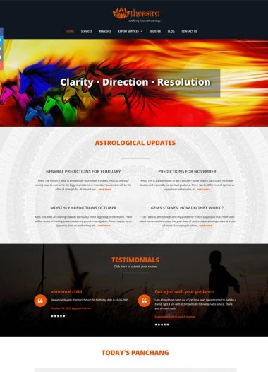 Web Designs By Hashe