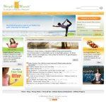 Portal home page.