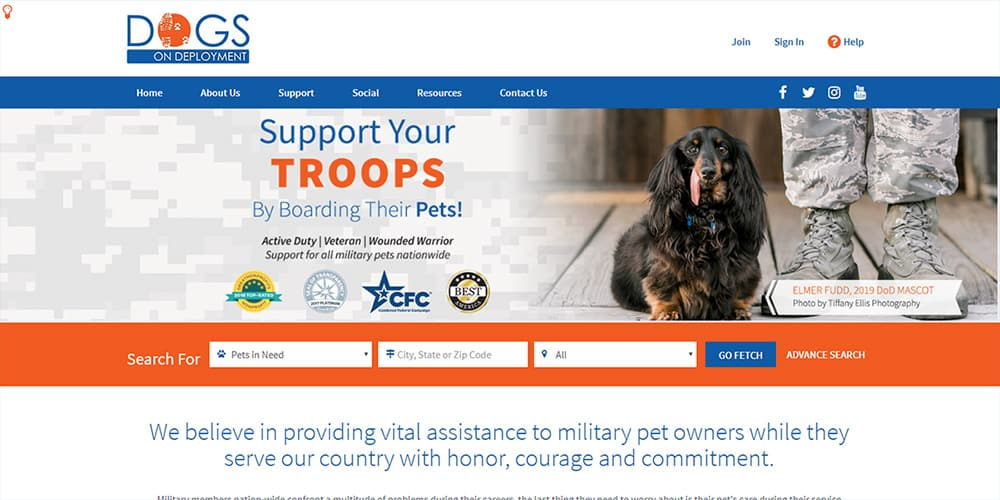 Dogs on Deployment, Hashe Computer Solutions (Pvt) Ltd.