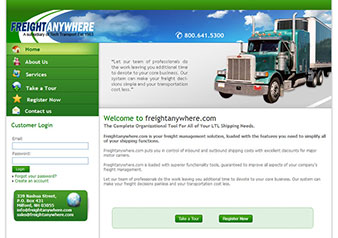 Freight Ordering System