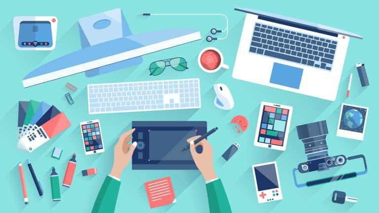 Web Design & Creative Services