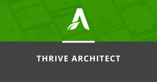 Thrive Architect picture