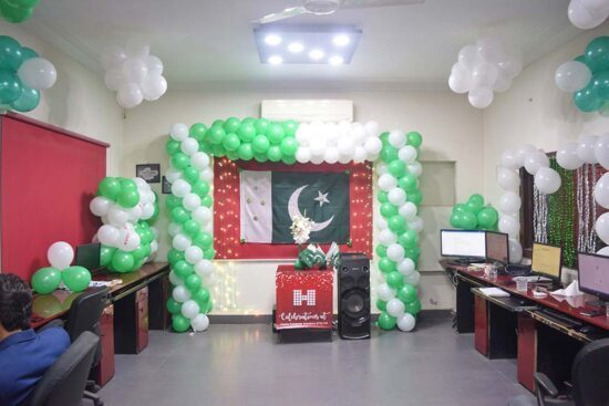 Independence Day at Hashe 12