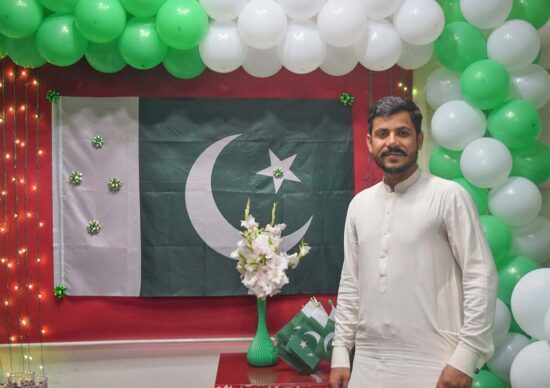 Independence Day at Hashe 5