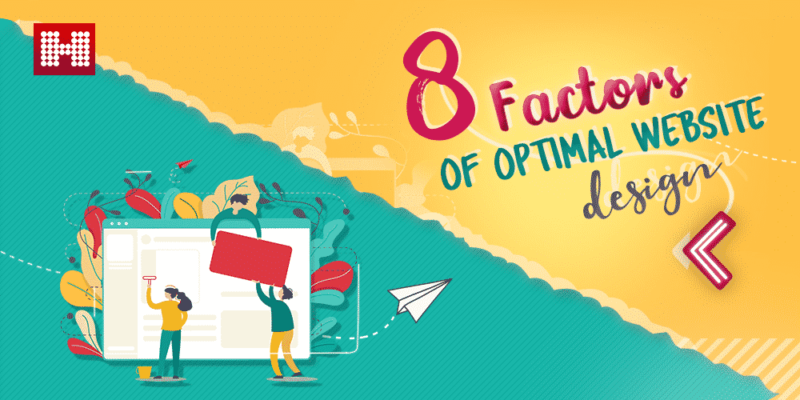 optimal website design blog picture