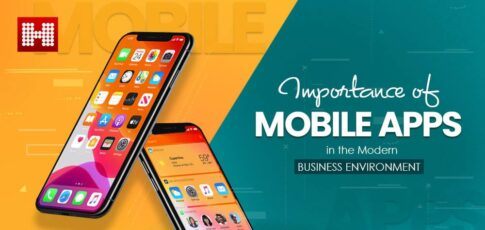 Mobile Apps Importance with iPhone picture