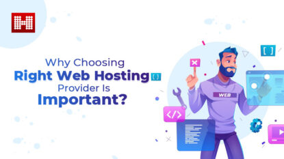 Choosing the Right Web Hosting Provider