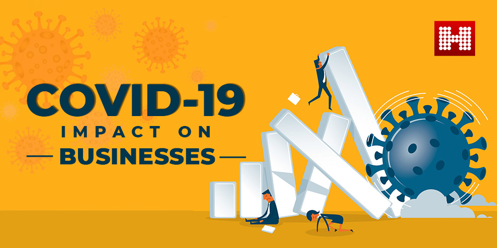 COVID-19 Impact on Businesses, Hashe Computer Solutions (Pvt) Ltd.